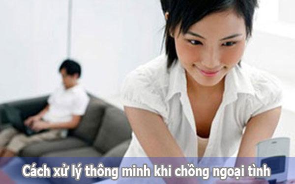 Cách xử lý thông minh khi chồng ngoại tình