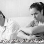 Những nguyên nhân hàng đầu dẫn tới ly hôn