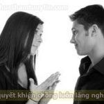 Bí quyết khiến chồng luôn lắng nghe vợ