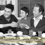 Bí quyết để sống hòa thuận vui vẻ với gia đình chồng