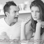 Những mâu thuẫn thường gặp trong hôn nhân