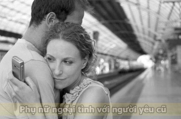 Ngoại tình với người yêu cũ