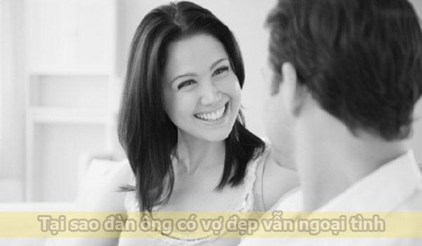 Tại sao đàn ông vẫn ngoại tình dù vợ đẹp? post image