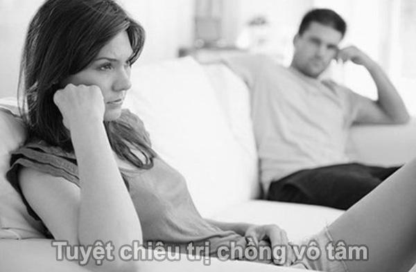 Tuyệt chiêu trị chồng vô tâm