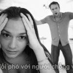 Cách đối phó với người chồng vũ phu