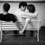 Làm gì khi vợ hoặc chồng có người thứ 3