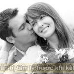 Chuẩn bị tâm lý trước khi kết hôn