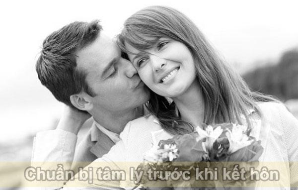 Tâm lý trước khi kết hôn